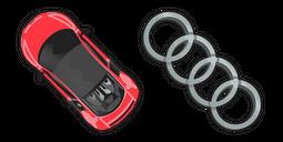 Audi R8 Cursor
