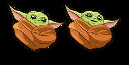 Star Wars Baby Yoda Cursor