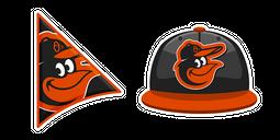 Baltimore Orioles Cursor
