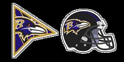 Baltimore Ravens Cursor