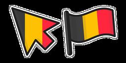Belgium Flag Cursor