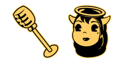 Bendy and the Ink Machine Alice Angel Cursor