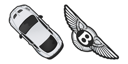 Bentley Continental GT3R Cursor