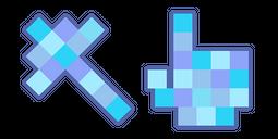Blue Squares Cursor
