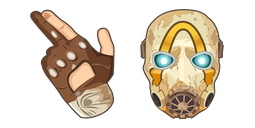 Borderlands 3 Psycho Cursor