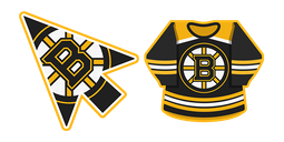 Boston Bruins Cursor