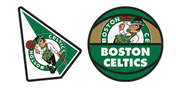 Boston Celtics Cursor
