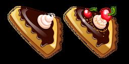 Cake with Cherry Cursor