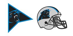 Carolina Panthers Cursor