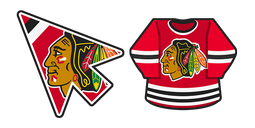 Chicago Blackhawks Cursor