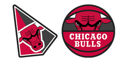 Chicago Bulls Cursor