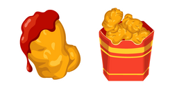 Chicken Nuggets Cursor