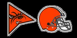 Cleveland Browns Cursor