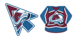 Colorado Avalanche Cursor