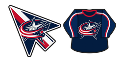 Columbus Blue Jackets Cursor