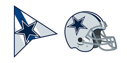 Dallas Cowboys Cursor