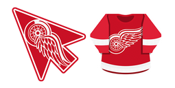 Detroit Red Wings Cursor