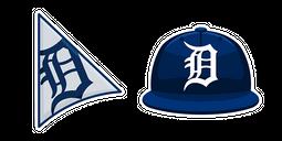 Detroit Tigers Cursor