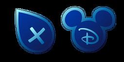 Disney + Cursor