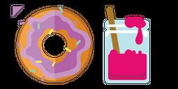 Donut Cursor