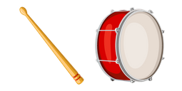 Drumstick and Drum Cursor