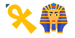 Egyptian Pharaoh Cursor