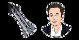 Elon Musk Cursor