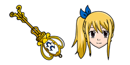 Fairy Tail Lucy Heartfilia Cursor