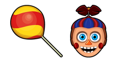 Five Nights at Freddys Balloon Boy Cursor