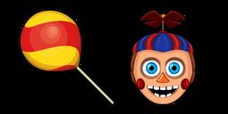 Five Nights at Freddy's Balloon Boy Cursor