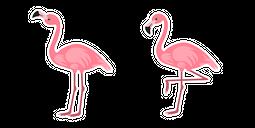 Flamingo Cursor