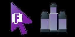Fortnite Logo Cursor