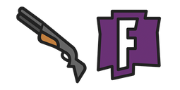 Fortnite Pump Shotgun Cursor