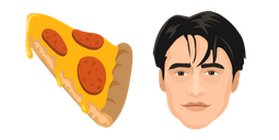 Friends Joey Tribbiani Cursor