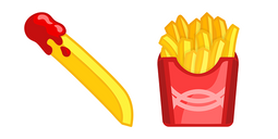Fries Cursor