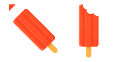 Frozen Fruit Pop Cursor