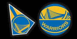 Golden State Warriors Cursor