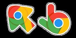 Google Chrome Cursor