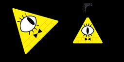 Gravity Falls Bill Cipher Cursor