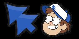 Gravity Falls Dipper Cursor