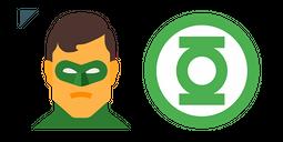 Green Lantern Cursor