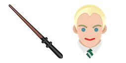 Harry Potter Draco Malfoy Wand Cursor