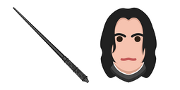 Harry Potter Severus Snape Wand Cursor