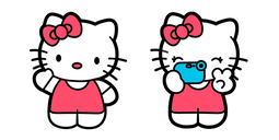 Hello Kitty Cursor