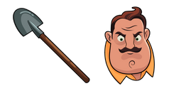 Hello Neighbor Cursor