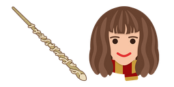 Harry Potter Hermione Granger Wand Cursor
