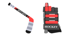 Hockey Stick Cursor