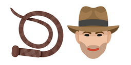 Indiana Jones Bullwhip Cursor