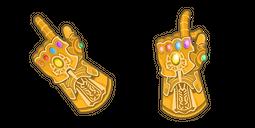 Infinity Gauntlet Cursor