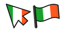 Ireland Flag Cursor
